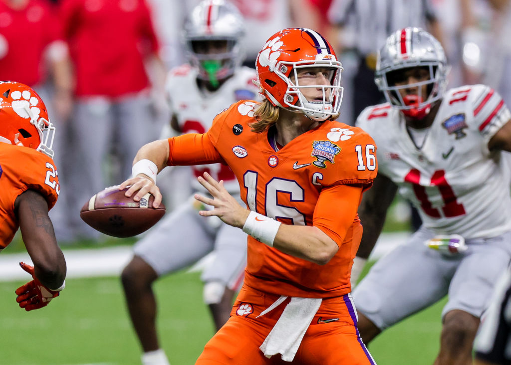 Stellar QB class, offensive depth headline uncertain 2021 NFL Draft