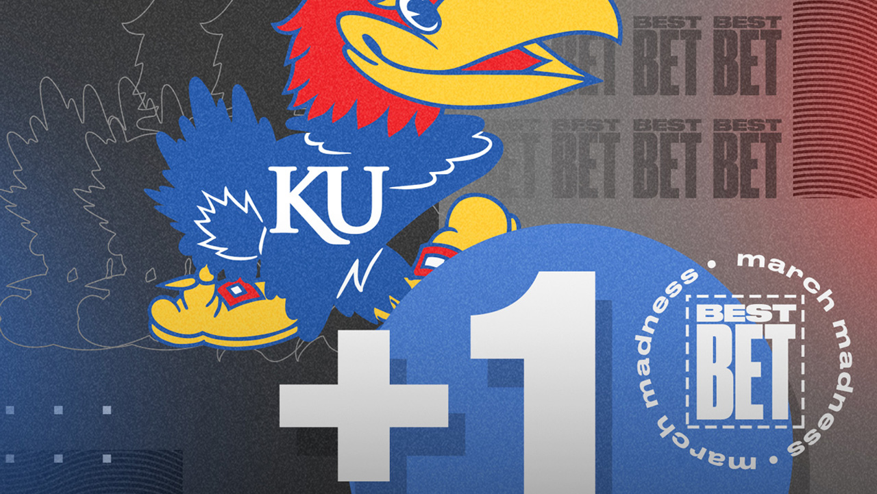 NCAA Tournament 2021: Why Kansas is the single best bet for Day 4
