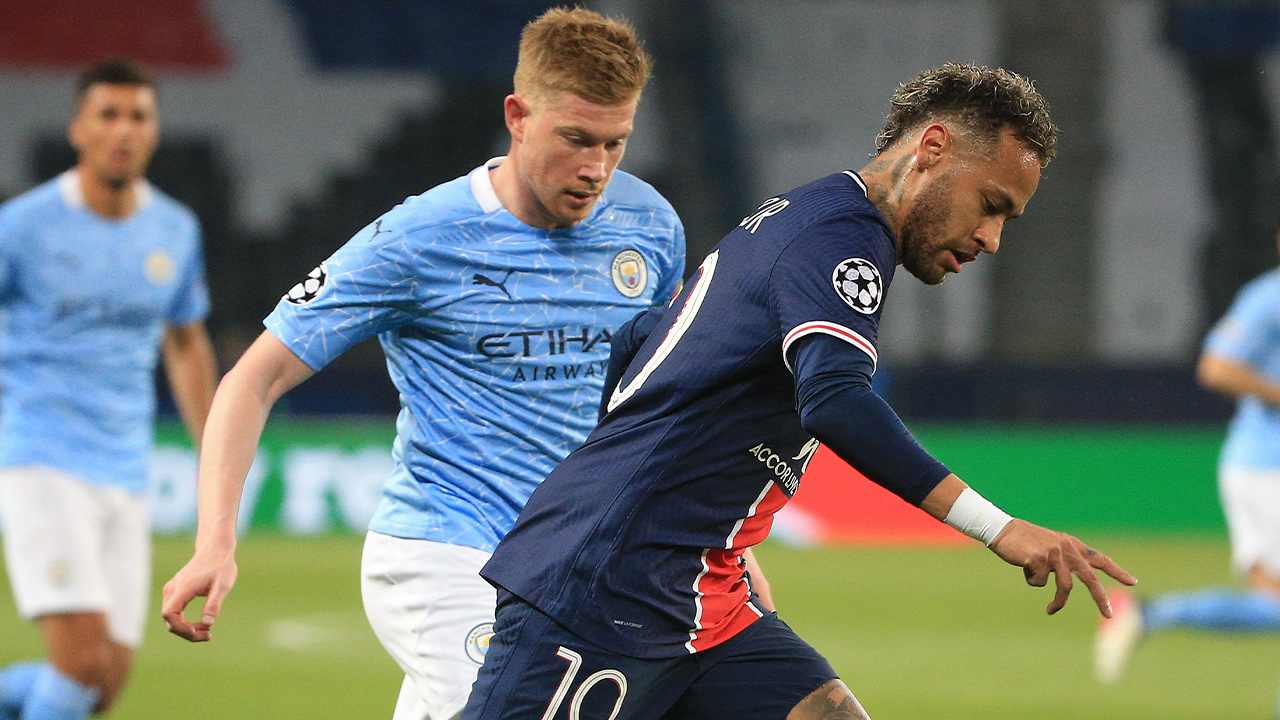 Champions League semifinals: Paris St. Germain vs. Manchester City best moments