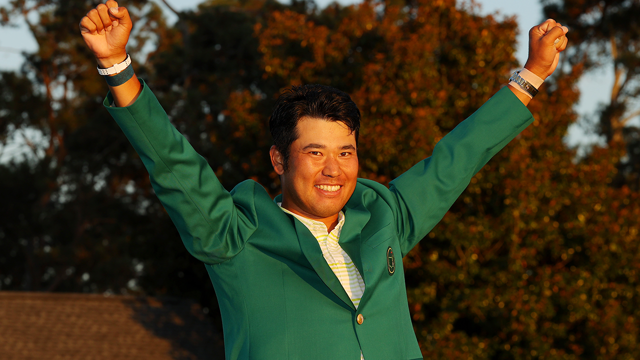 The Masters: Hideki Matsuyama shouldering the hopes and dreams of an entire nation