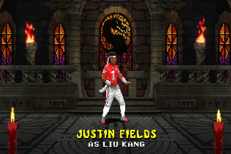 'Mortal Kombat' meets the 2021 NFL Draft