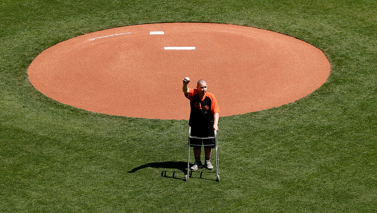 San Francisco Giants fan Bryan Stow and his story of hope, resilience & inspiration