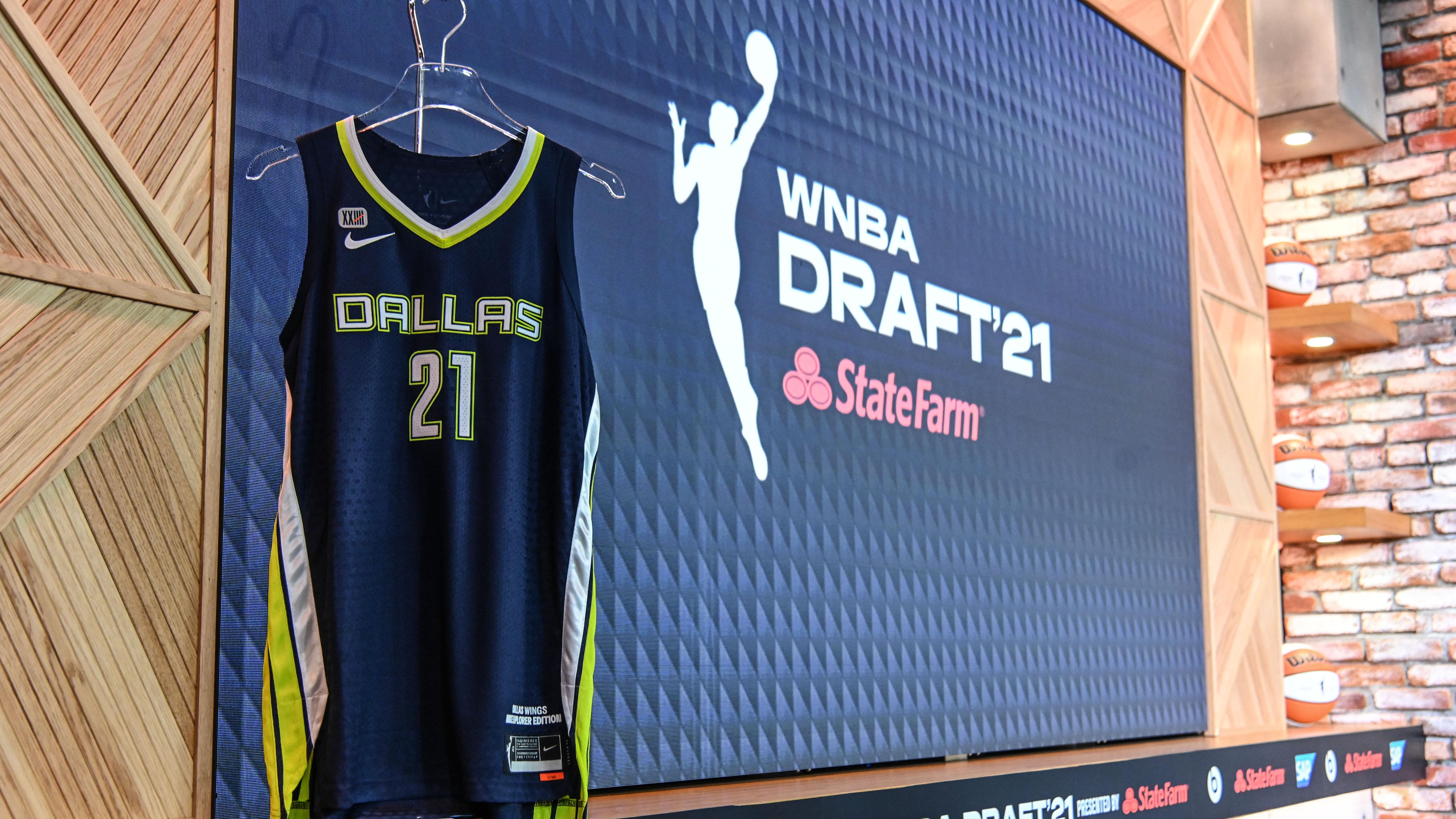 2021 WNBA Draft: Evans' fall is Wings' gain, international players make a splash