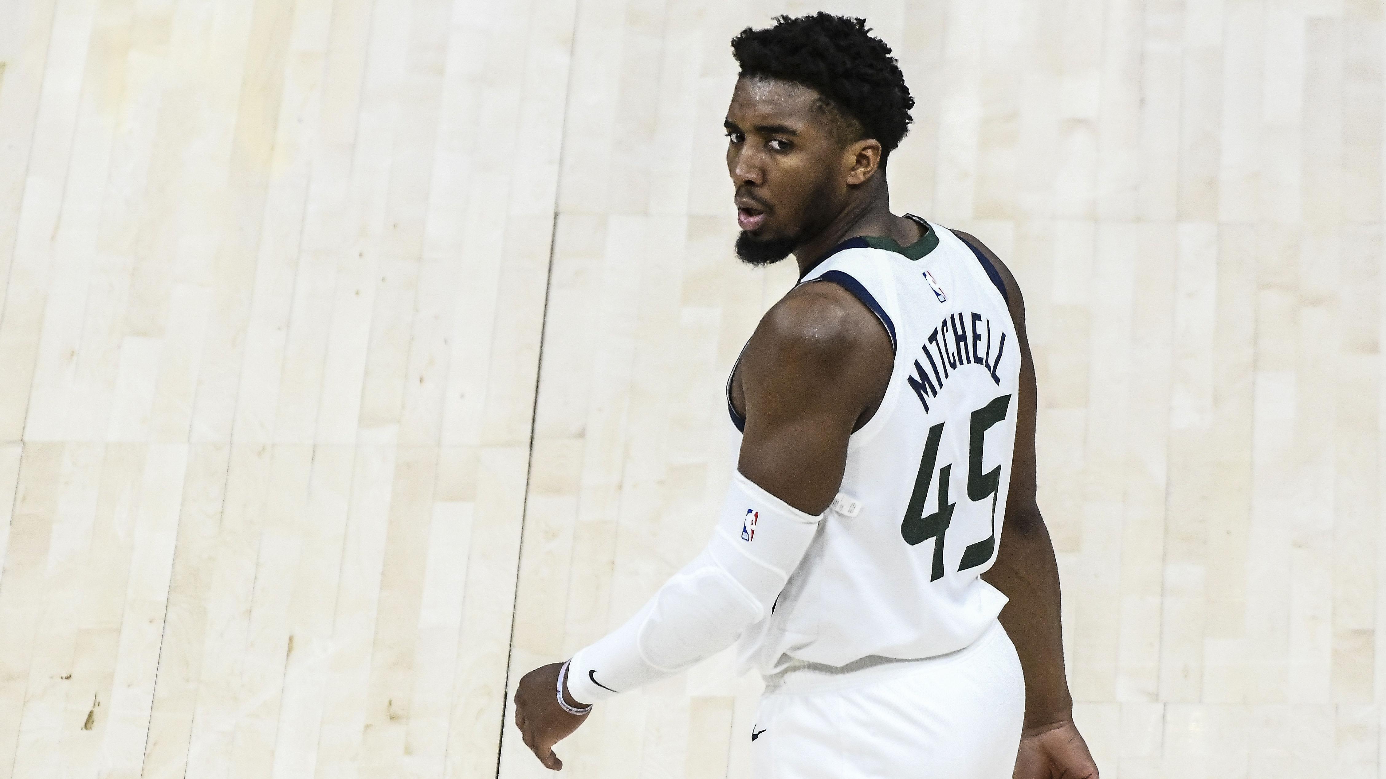 Jazz star Donovan Mitchell is latest injured NBA player; is schedule to blame?