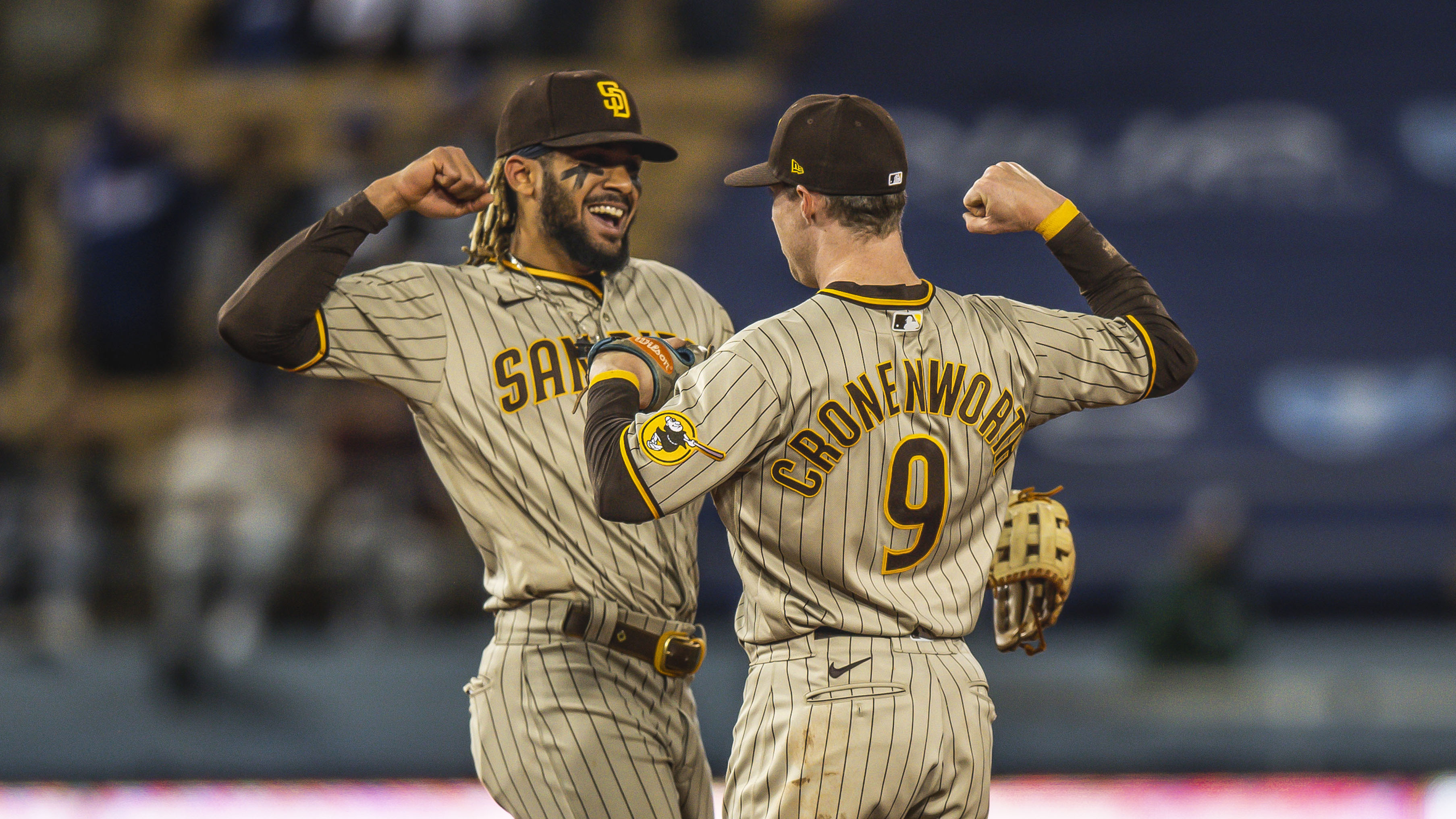 Epic Los Angeles Dodgers-San Diego Padres season series off to 2-2 start