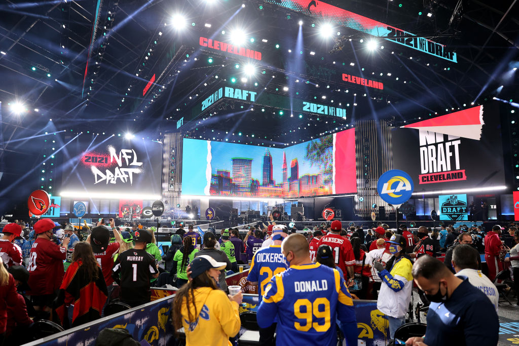 The top 10 most memorable moments of the 2021 NFL Draft