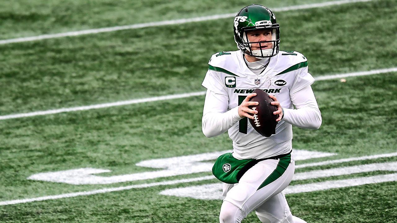 Former Jet Sam Darnold will benefit from fresh start with the Carolina Panthers