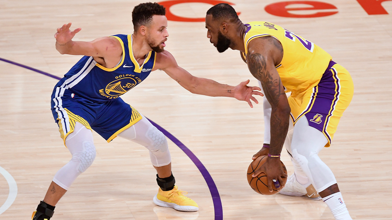 Should LeBron James' Lakers fear Stephen Curry and the Warriors in play-in?