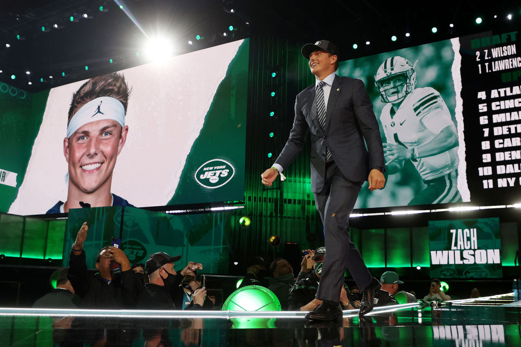 Grading the 2021 NFL Draft: AFC East report cards