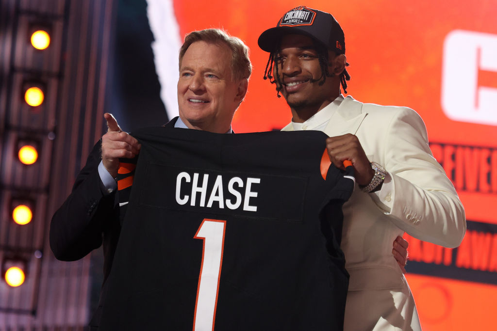Grading the 2021 NFL Draft: AFC North report cards