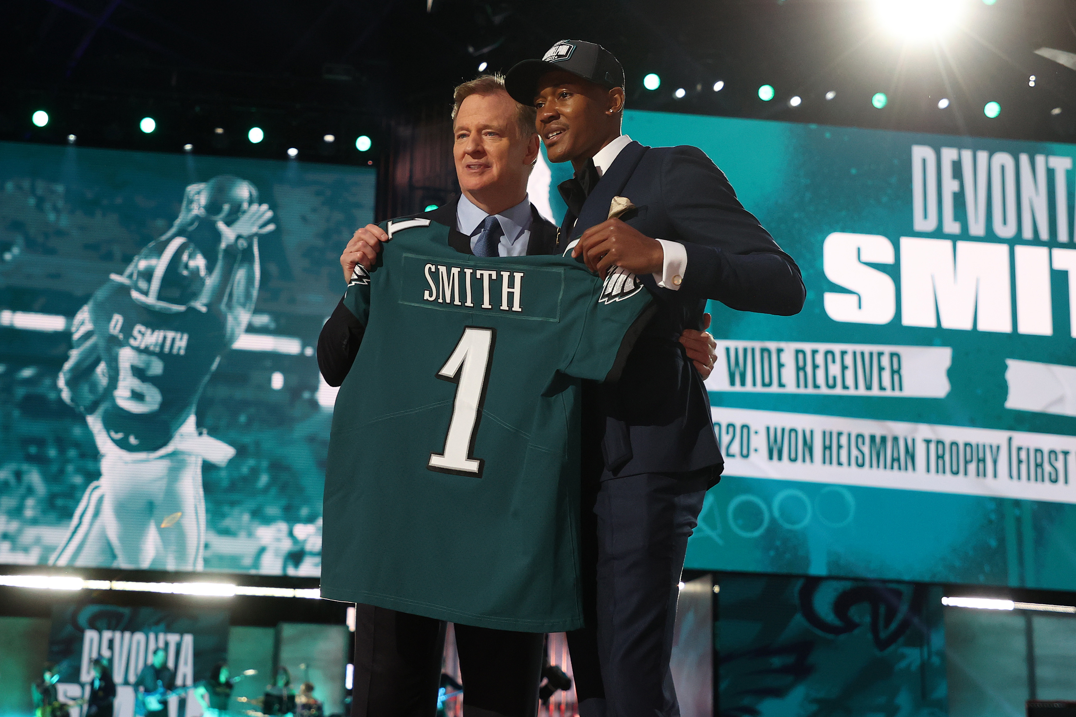 Grading the 2021 NFL Draft: NFC East report cards