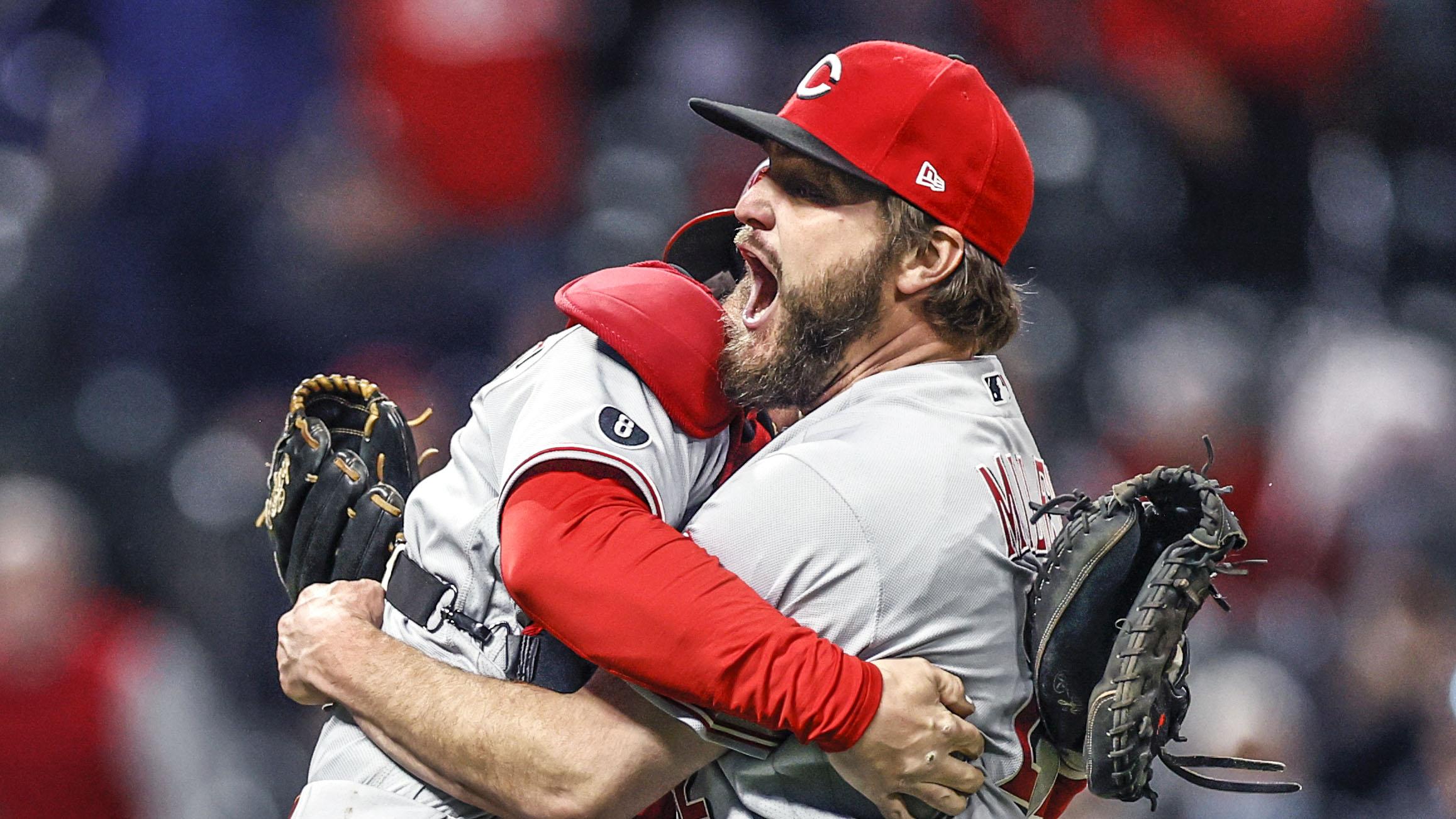 Cincinnati Reds veteran Wade Miley tosses season's fourth no-hitter