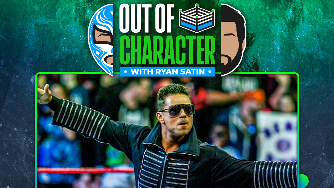 The Miz on Bad Bunny WrestleMania match, reality show and losing WWE title to Lashley