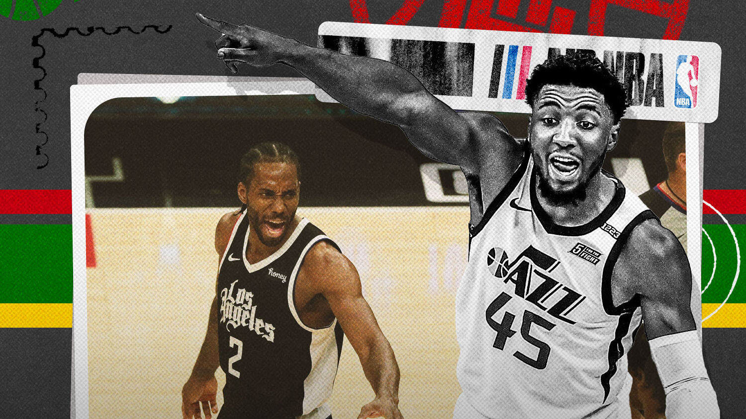 NBA Playoff Top Moments: Clippers vs. Jazz in crucial Game 3