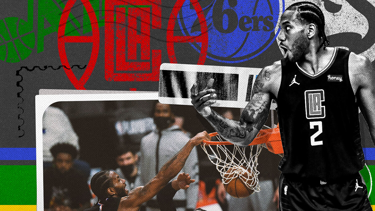 NBA Playoffs Top Moments: Sixers vs. Hawks, Jazz vs. Clippers