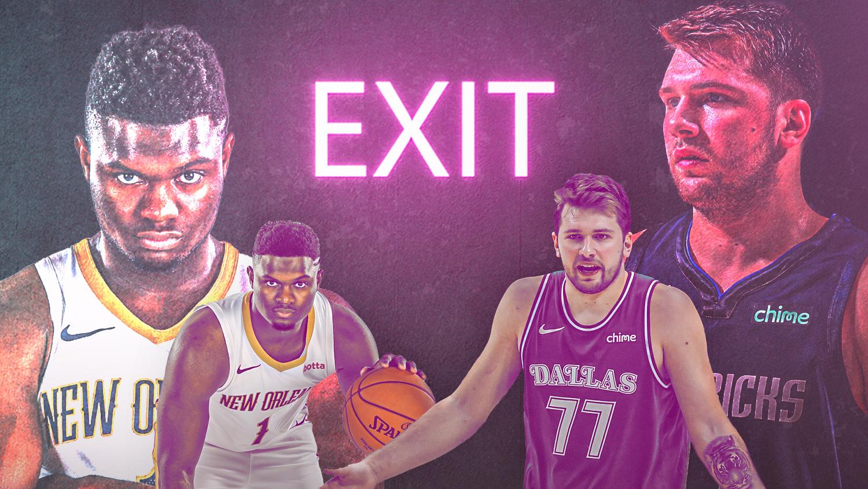 Zion Williamson, Luka Dončić putting pressure on their franchises