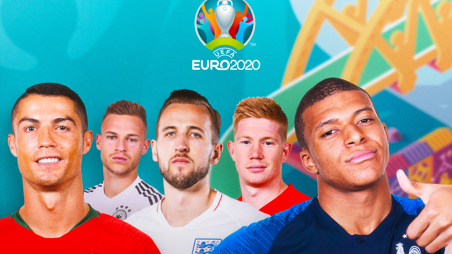 Euro 2020: What you need to know about Europe's massive international soccer tournament