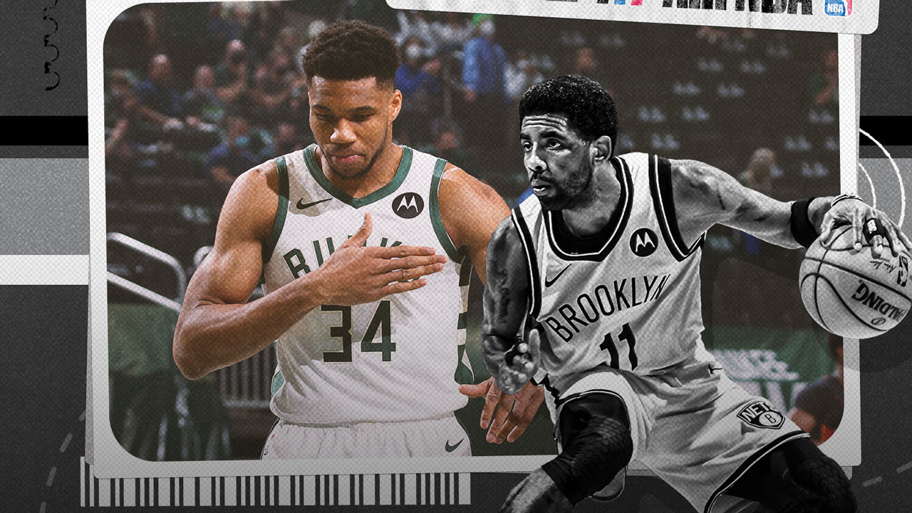 NBA playoffs: Top moments from Game 1 of Nets-Bucks
