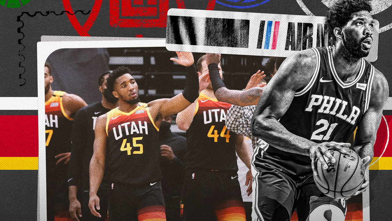 NBA Playoffs Top Moments: Hawks-76ers Game 2, Clippers-Jazz Game 1