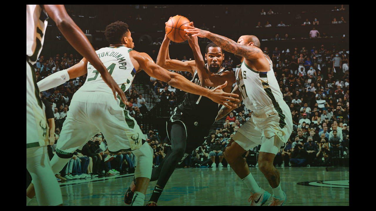 NBA world reacts to Bucks' Game 7 overtime victory over Nets