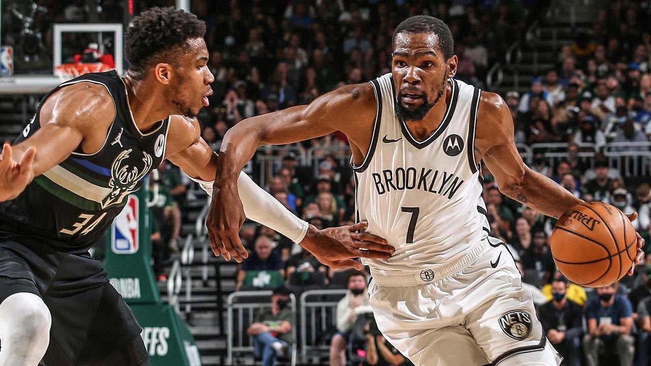 NBA Playoff Top Moments: Brooklyn Nets vs. Milwaukee Bucks Game 6