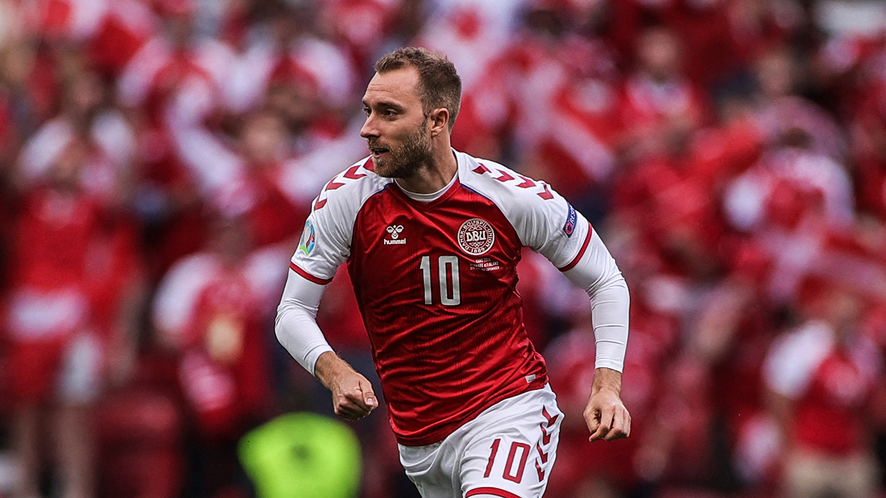 """Christian Eriksen in stable condition after cardiac arrest on Saturday, team doctor says he was """"gone"""""""