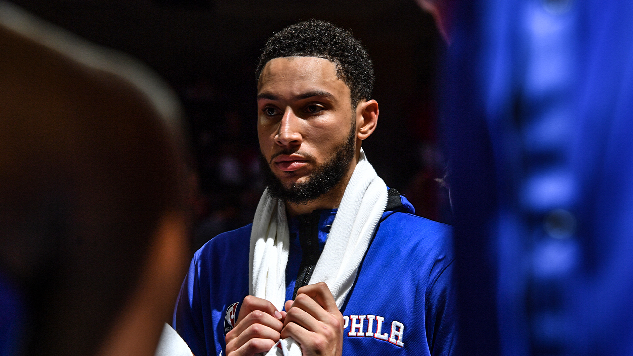 Ben Simmons is a defensive juggernaut but remains a conundrum on offense for Philadelphia 76ers