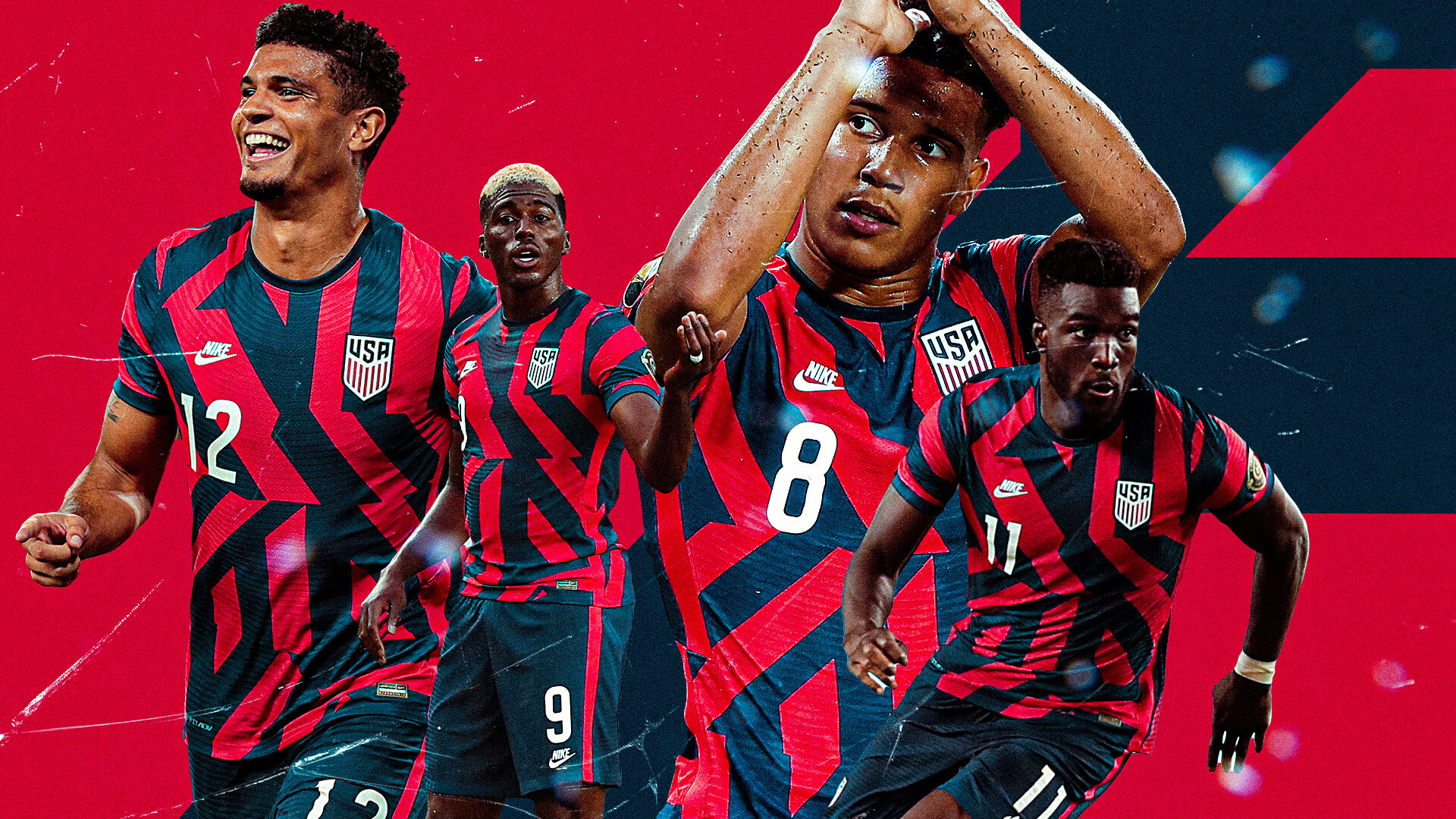 USMNT sees Gold Cup as chance to identify talent, set course toward Qatar 2022