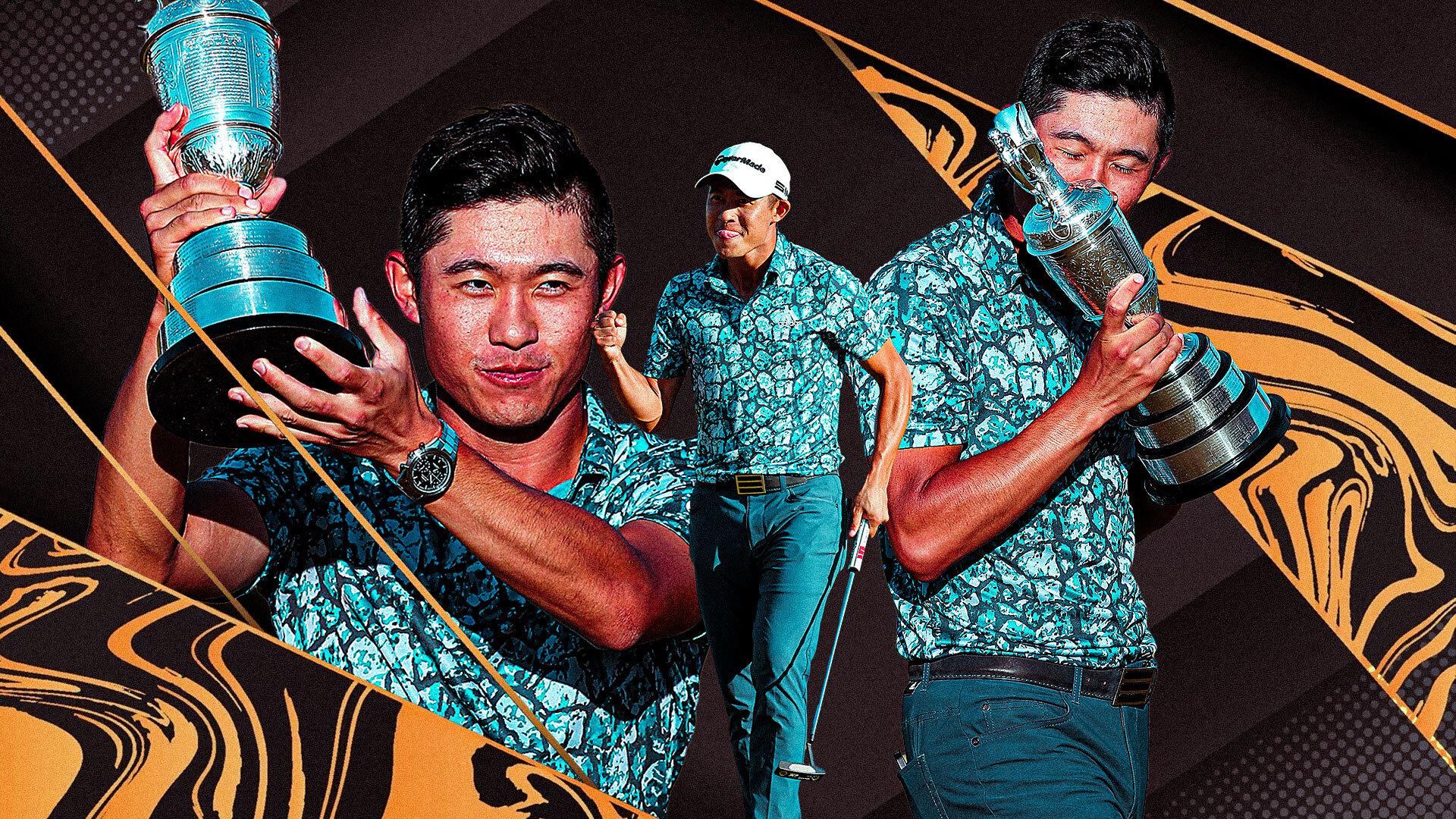 2021 Open Championship: Collin Morikawa outduels Jordan Spieth for claret jug