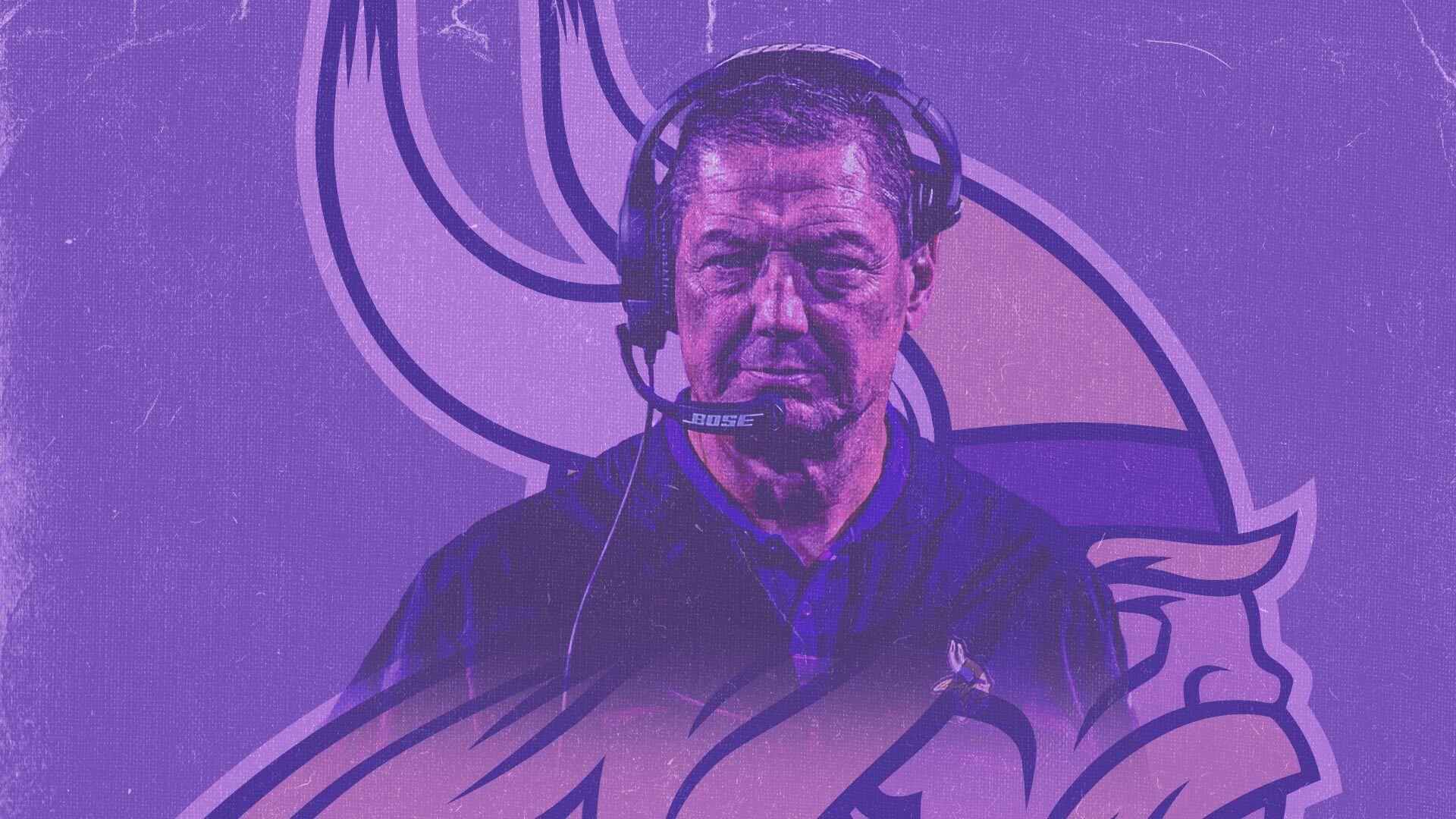 Minnesota Vikings dismiss assistant coach Rick Dennison over vaccine refusal