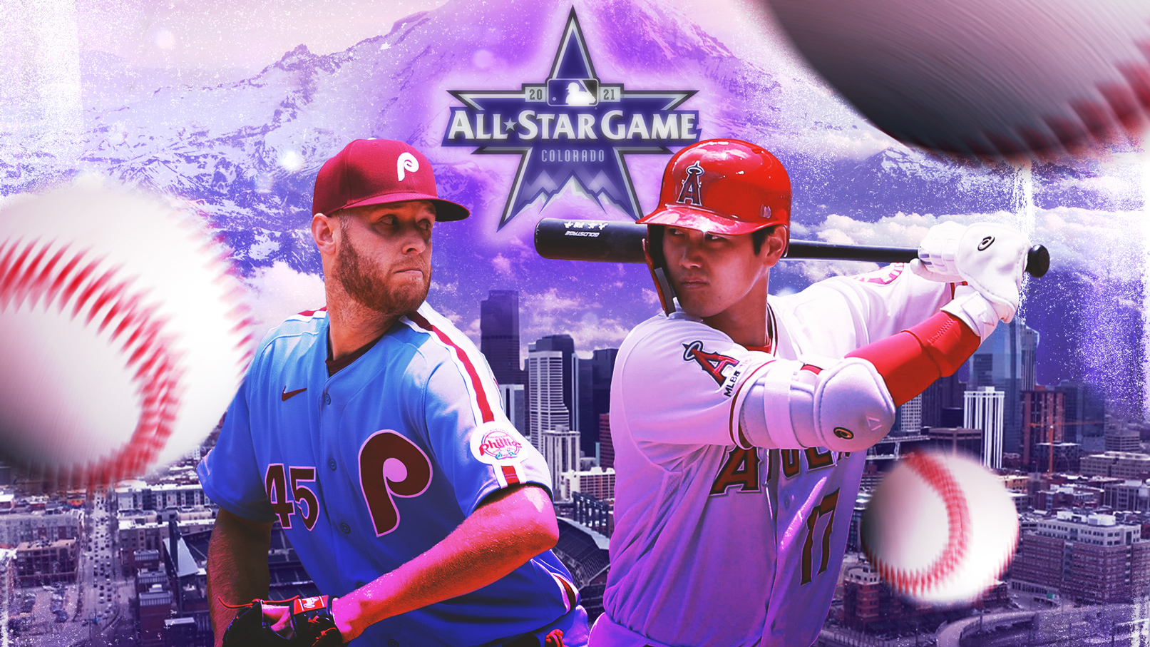 Sights & sounds from Day 3 at the MLB All-Star Game