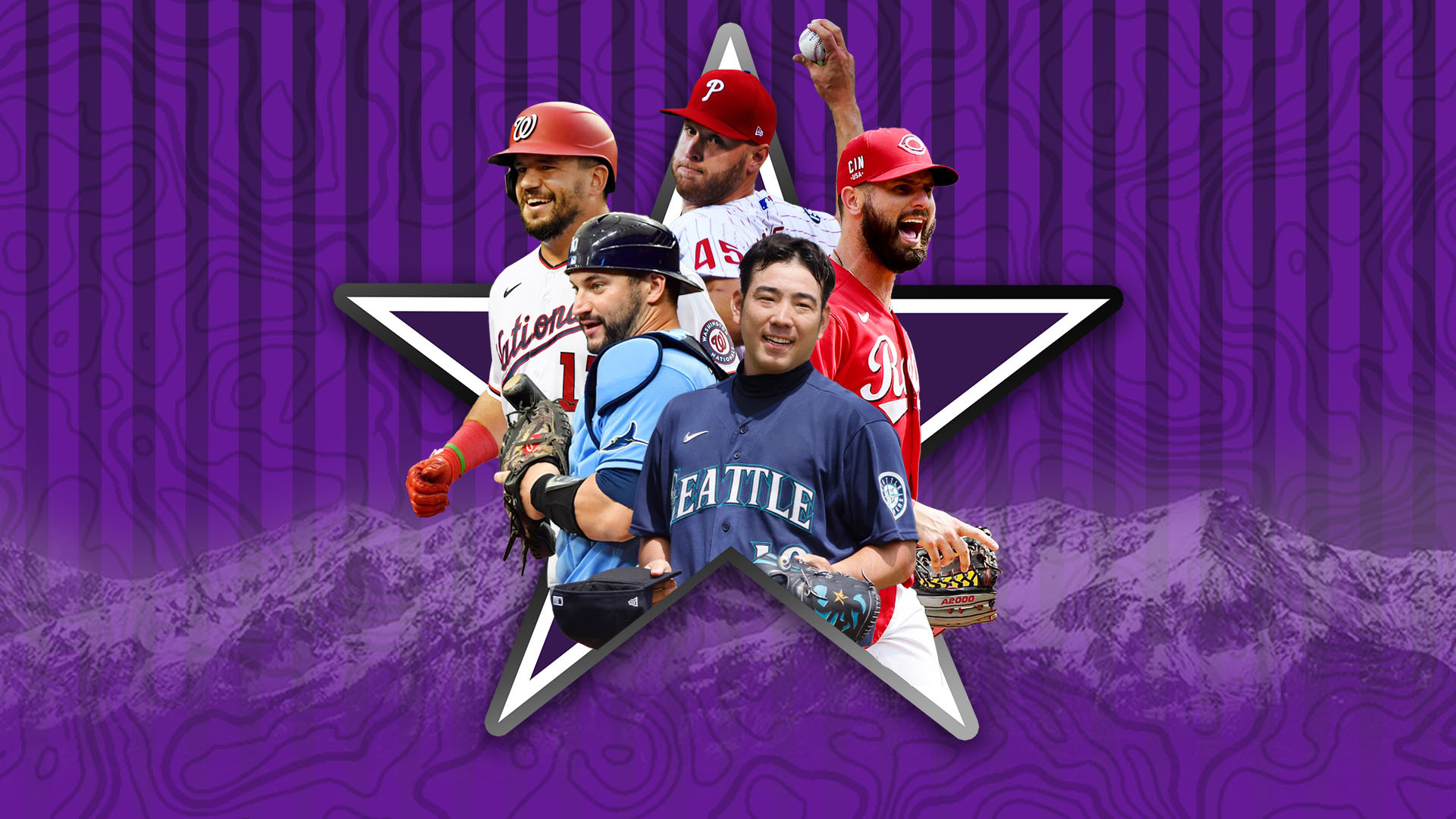 First-time MLB All-Stars reflect on what it means to make it this far